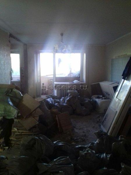 Ремонт двухкомнатной квартиры - ул. Барьерная