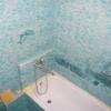 Ремонт ванной комнаты в новостройке - ул. Тюленина
